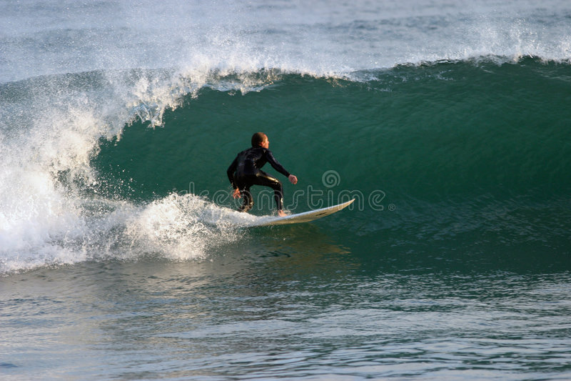 surfrider zdjęcie royalty free