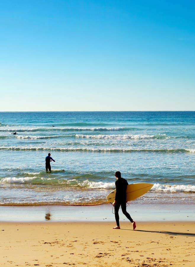 Surftime fotografia de stock