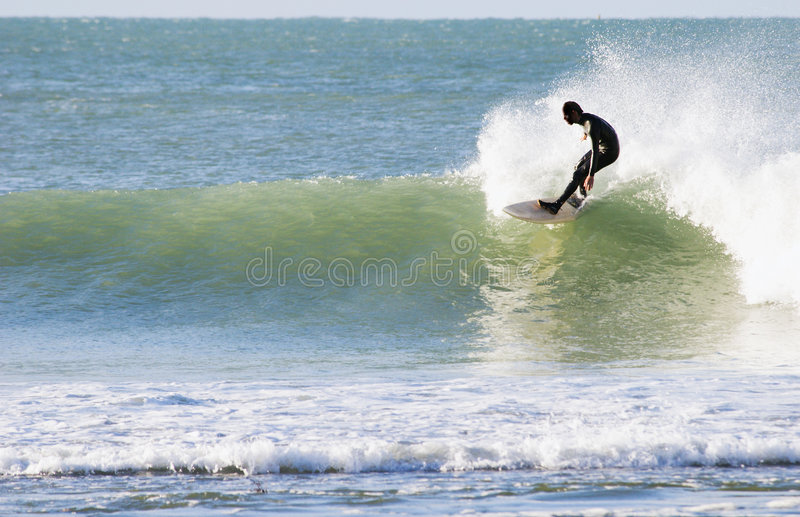 surfują. zdjęcia stock