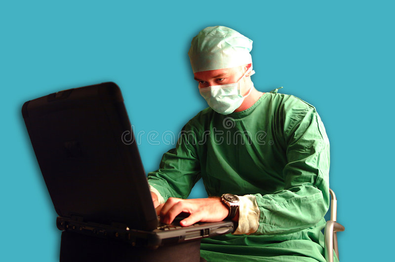 Surgeon stock images
