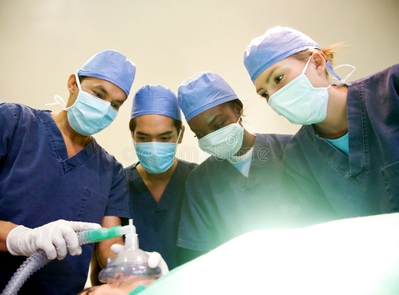 Download Surgeons stock image. Image of healthcare, meeting, theatre - 7159763