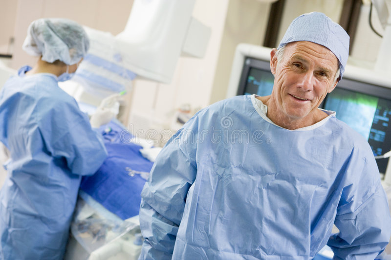 Download Surgeons In The Operating Room Royalty Free Stock Photography - Image: 9002957