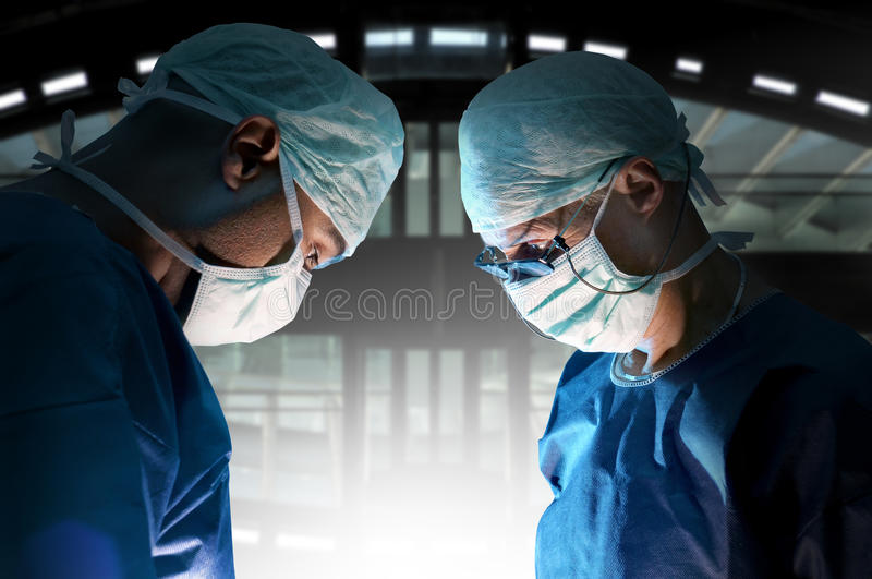 Surgery royalty free stock images