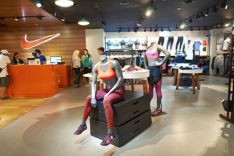 nike boutique klcc