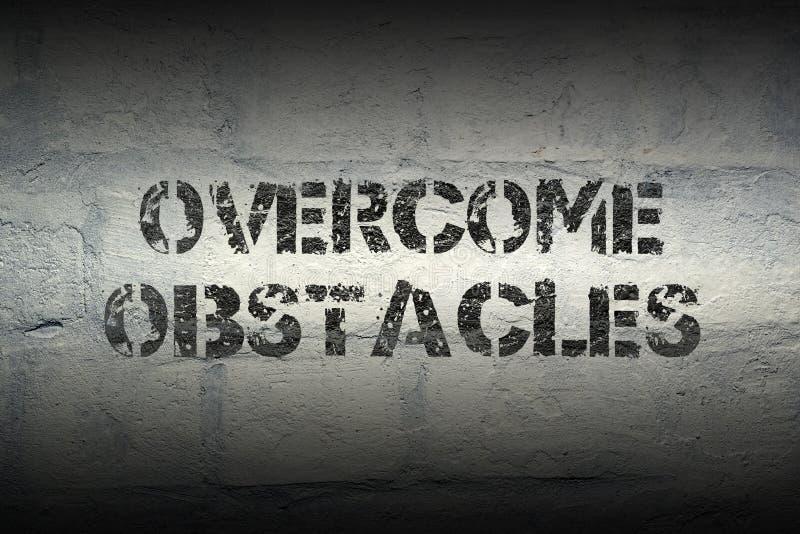Download Surmontez les obstacles GR image stock. Image du obstacles - 87708981
