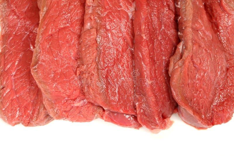 surowa wołowina zdjęcie stock
