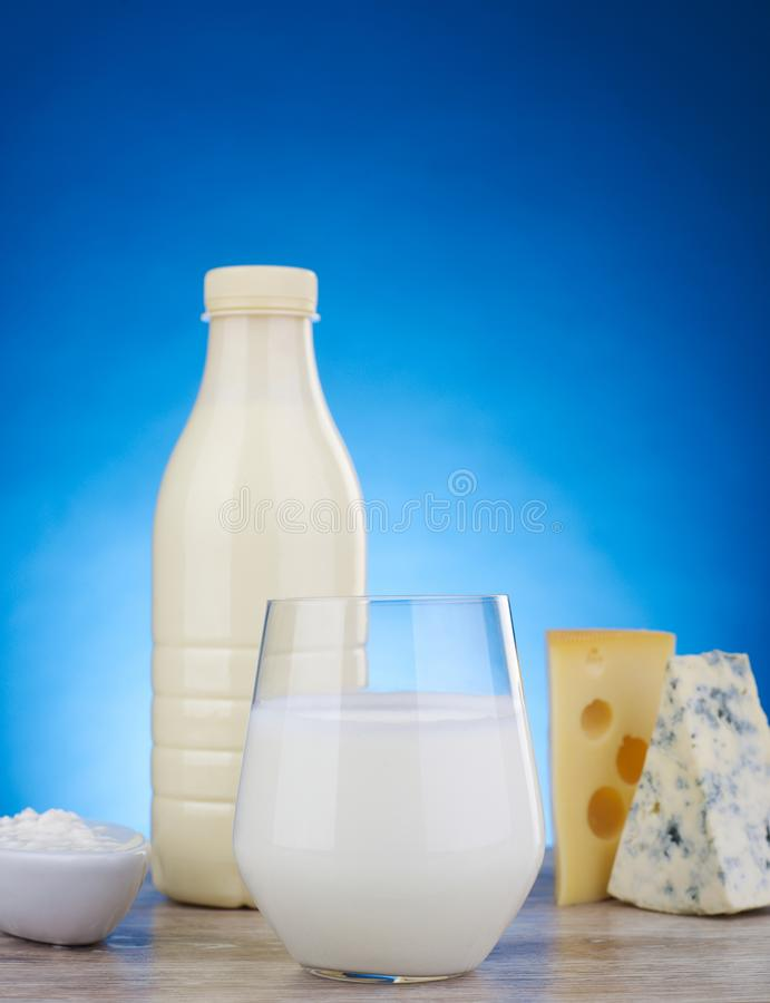 surowice mleka obraz stock