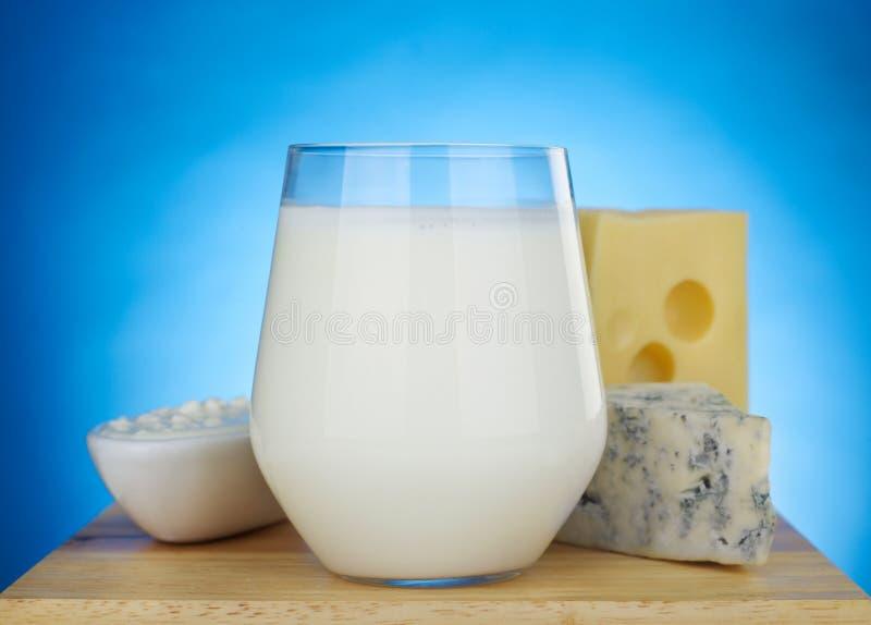 surowice mleka obrazy stock