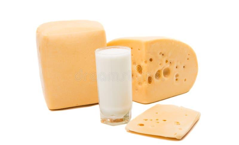 surowice mleka zdjęcie stock