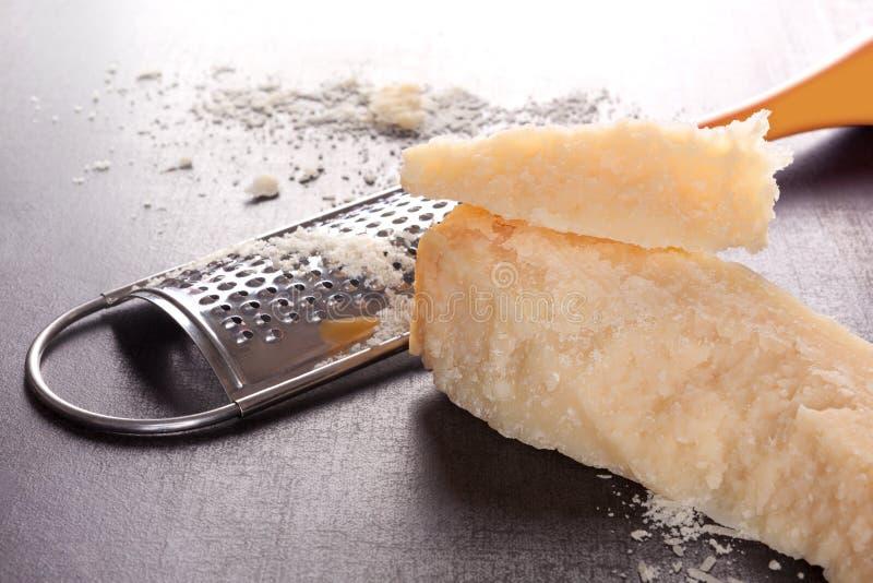 surowice nieproszkowane parmesan obrazy stock
