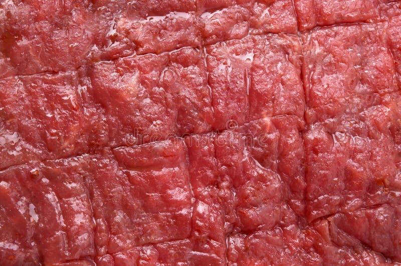 surowy czerwony stek wołowiny obrazy royalty free