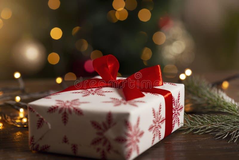 Surprise de Noël photographie stock libre de droits