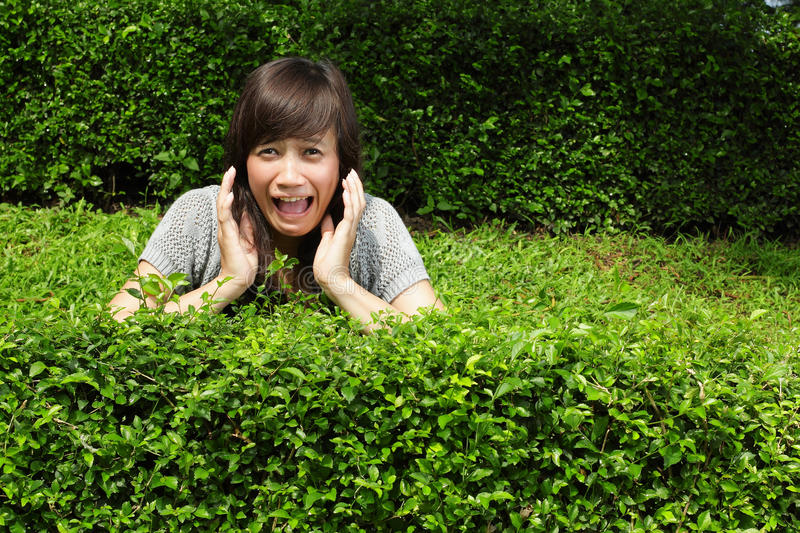 Download Surprise expression stock image. Image of attractive - 17881023