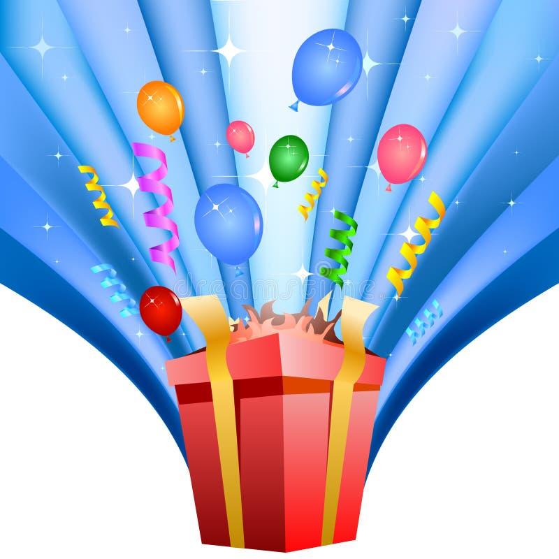 Free Surprise Gift Royalty Free Stock Image - 12205256