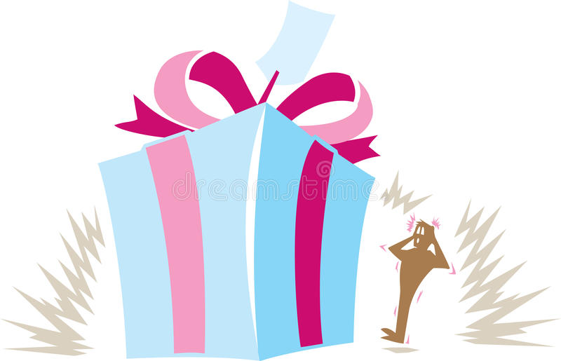 Download Surprise Gift stock vector. Illustration of christmas - 31554210