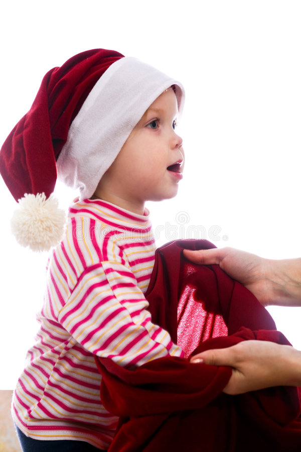 Download Surprised baby stock photo. Image of season, cheerful - 7202226