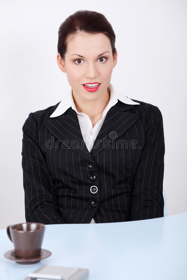 Download Surprised Businesswoman Royalty Free Stock Image - Image: 21788736