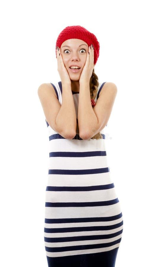 Free Surprised Girl Stock Image - 13892321