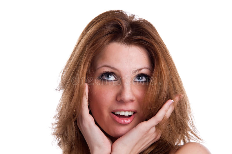 Download Surprised girl stock image. Image of expression, adult - 23801881