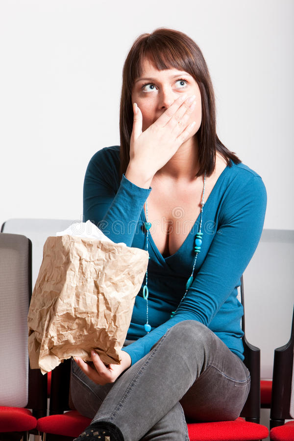 Download Surprised Woman Covering Mouth With Hand Stock Image - Image: 13860359