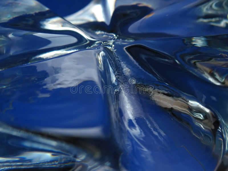 Download Surreal glass surface stock photo. Image of close, light - 172524