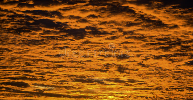 Surreal sky royalty free stock image