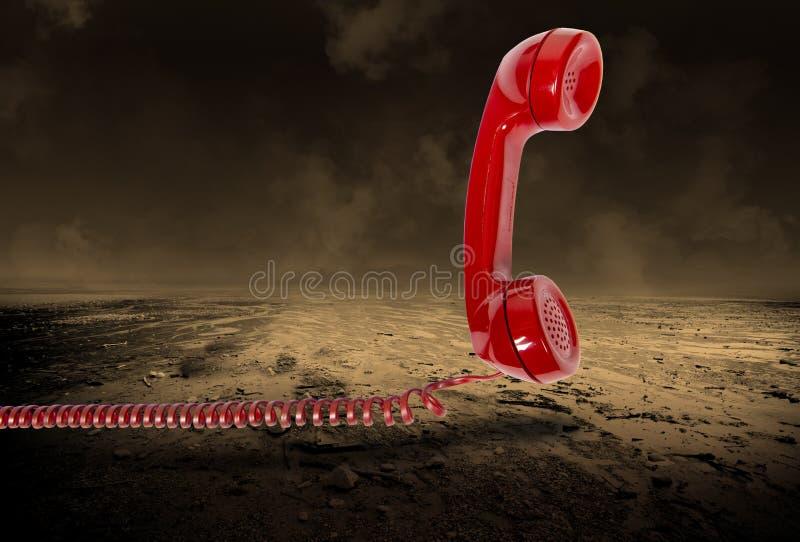 Surreal Telefoonverkoop, Marketing, Telefoon stock foto