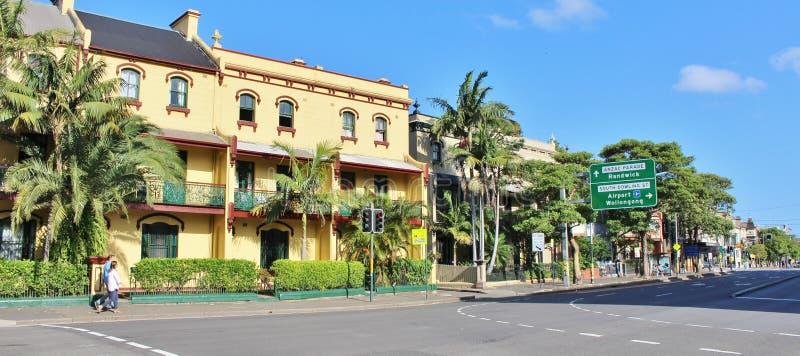 Surry Hills, Сидней стоковые изображения rf