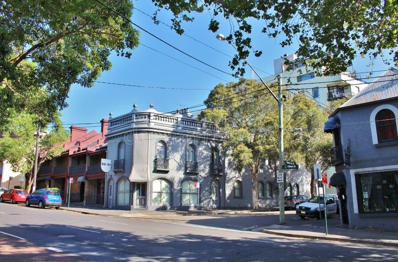 Surry Hills, Sydney fotografía de archivo