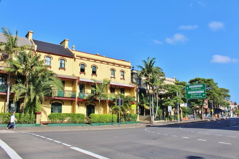 Surry Hills, Sydney fotos de archivo