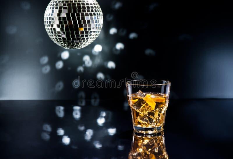 Surt för whisky royaltyfri foto