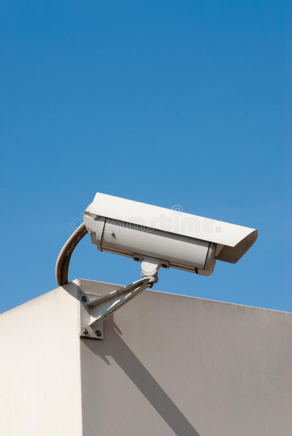 Download Surveillance camera stock image. Image of live, camera - 13127261