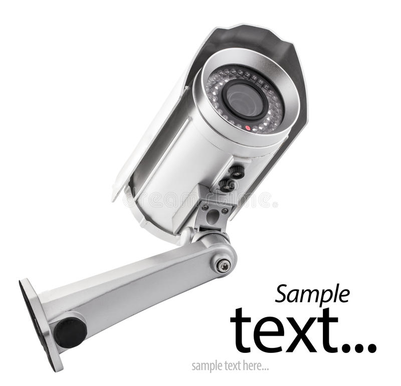 Download Surveillance Camera Stock Photography - Image: 25090692