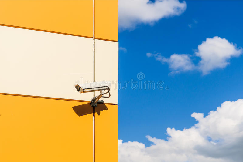 Download Surveillance Camera Stock Photos - Image: 25879533
