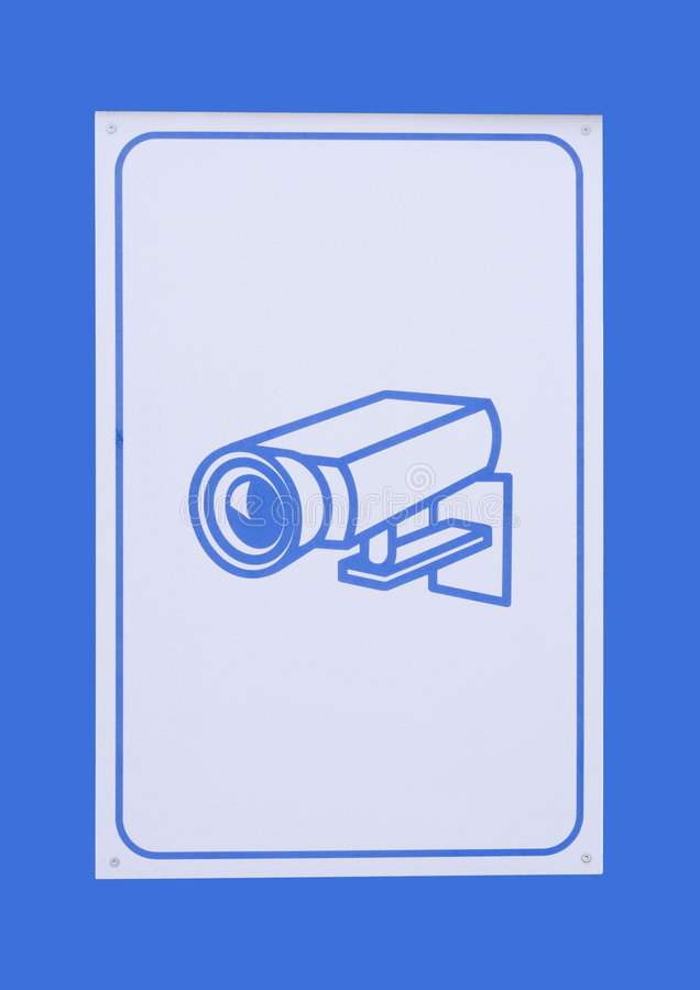 Download Surveillance camera stock image. Image of secured, business - 8719025
