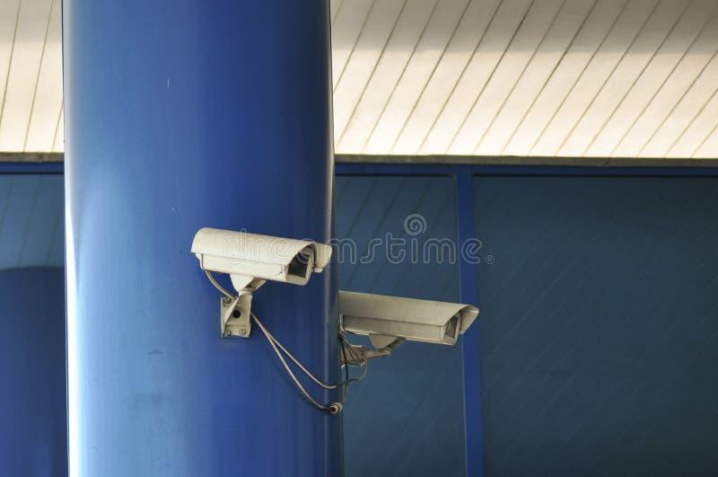 Surveillance Camera royalty free stock photography