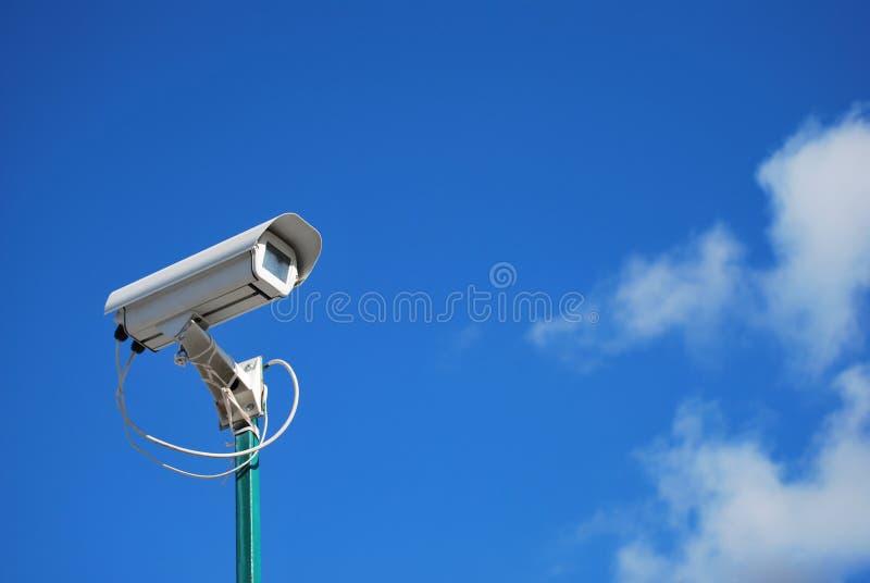 surveillance d'appareil-photo images stock