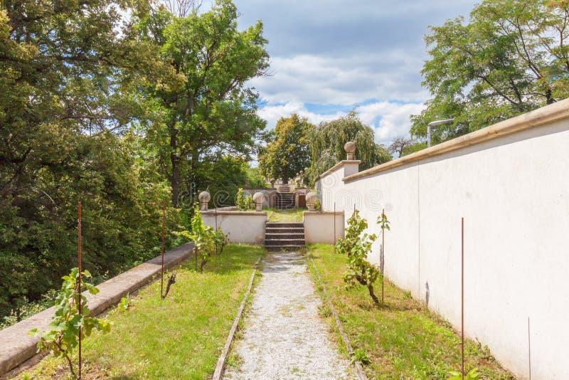 Surveillance de Masaryk photos libres de droits
