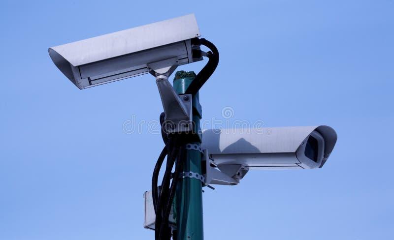 Surveillance visuelle photographie stock libre de droits