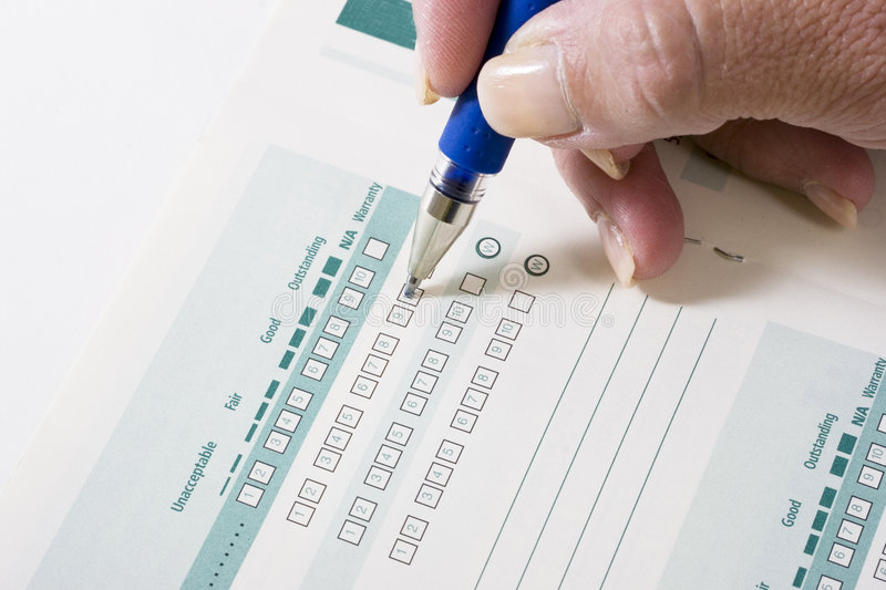 Download Survey stock photo. Image of feedback, satisfaction, forms - 2168316