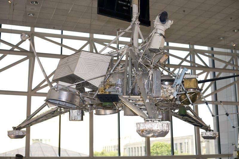 Surveyor Spacecraft Editorial Image