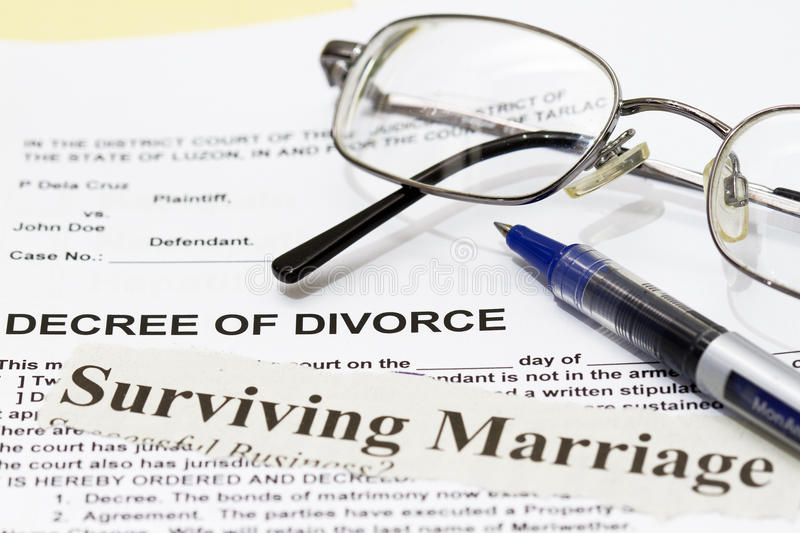 Download Surviving Marriage stock photo. Image of defendant, marriage - 21490826