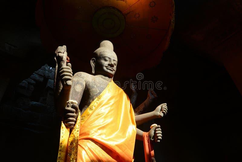 Download Suryavarman I At Angkor Royalty Free Stock Photos - Image: 33047298