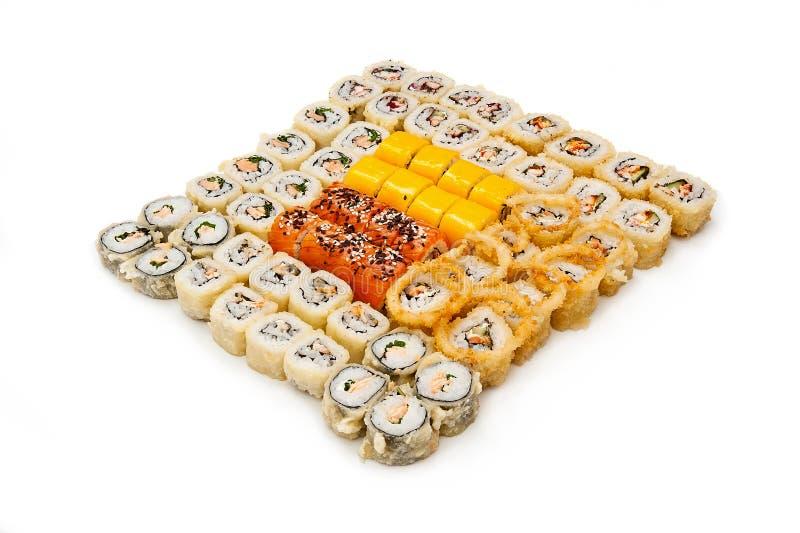 Sush stock afbeelding