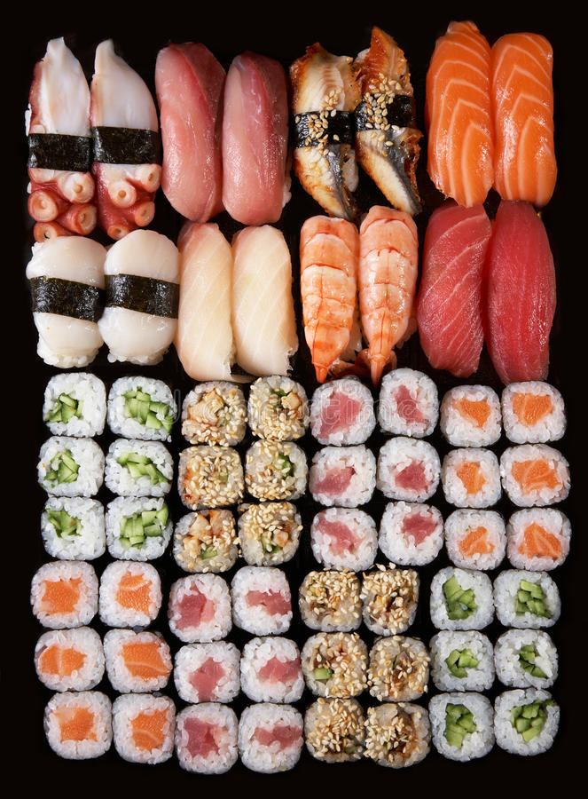 Free Sushi Royalty Free Stock Image - 18155876