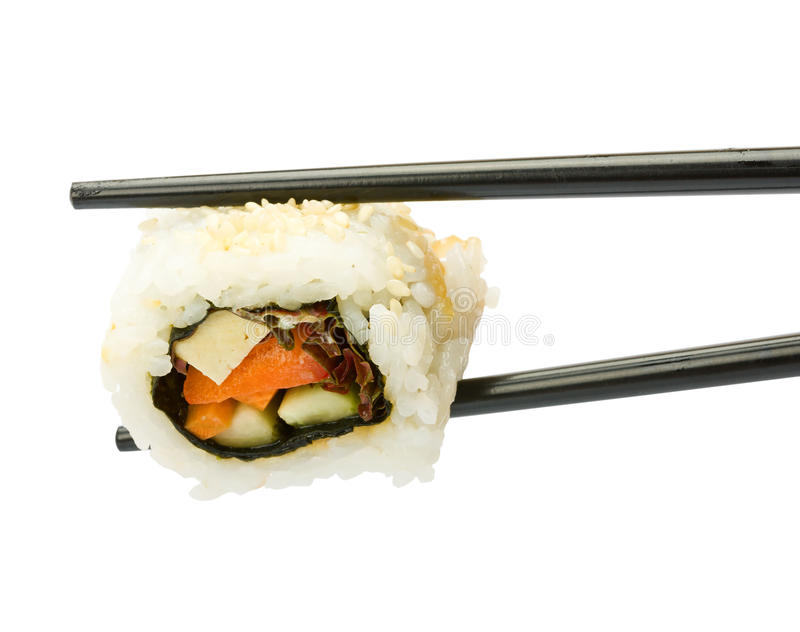 Download Sushi stock photo. Image of black, appetizer, background - 18338956