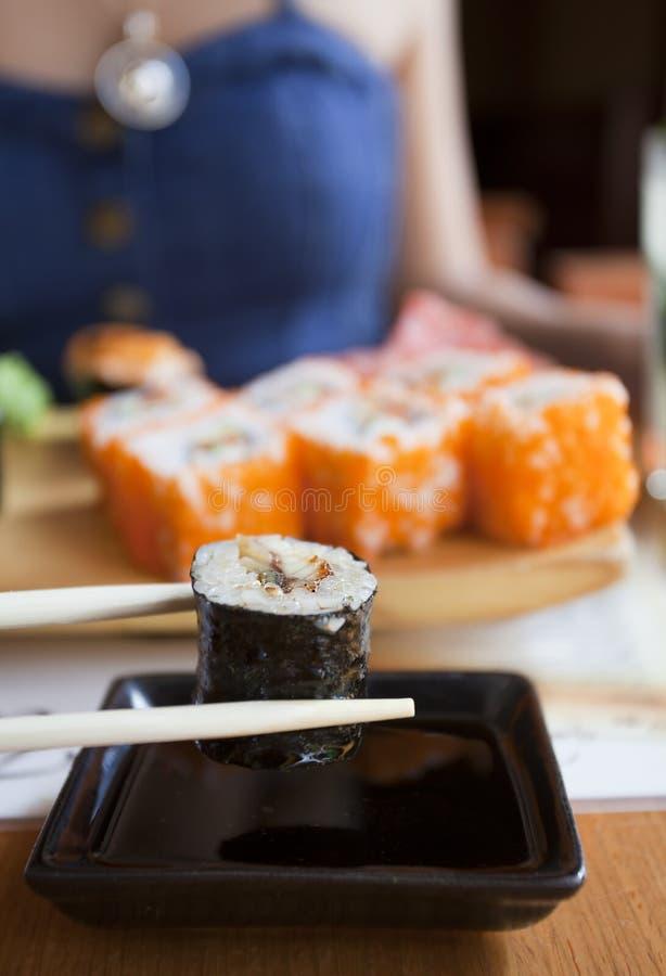 Free Sushi Stock Image - 18416361
