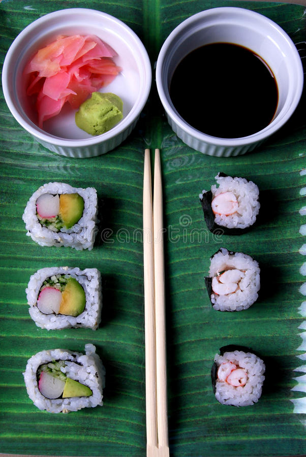 Free Sushi Royalty Free Stock Photography - 20962327