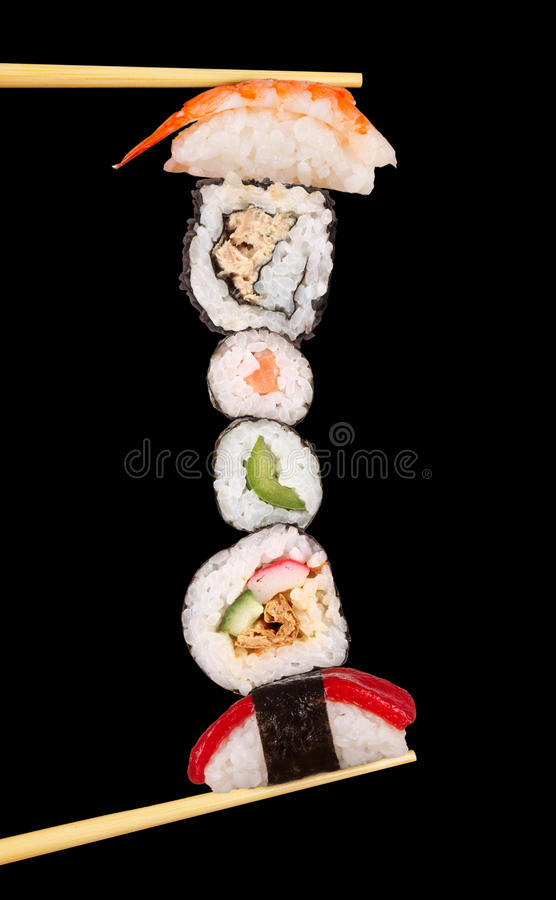 Free Sushi Stock Photography - 23018072