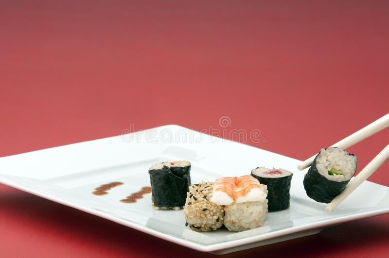 Download Sushi stock image. Image of background, dinner, japan - 23139341
